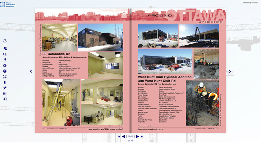 OCA Construction Comment Magazine