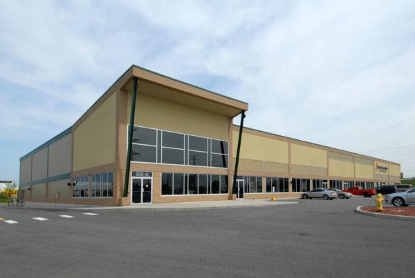 BMI Warehouse Development