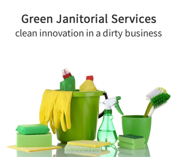 Commercial Green Cleaning