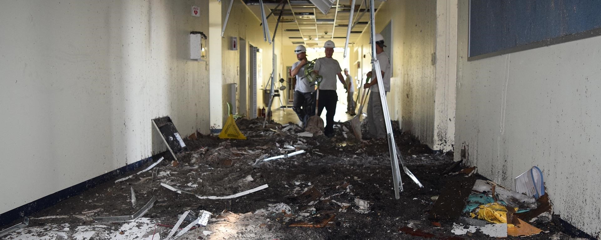 Why Should You Hire a Professional Disaster Restoration Service?
